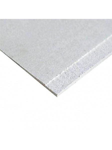 ГВЛВ Кнауф 10 мм 1200х2500 мм Гипсоволокнистый лист влагостойкий