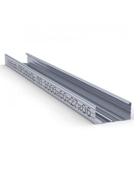 Профиль Потолочный ПП 60х27мм 0.6мм Кнауф 3м
