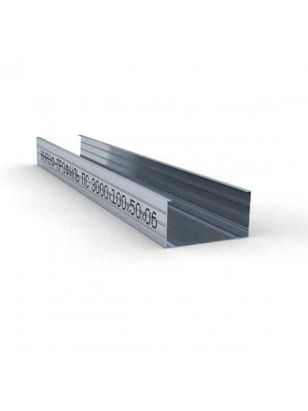 Профиль Стоечный ПС 100х50 0,6мм (3м)