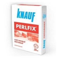 Клей на гипсовой основе Кнауф Перлфикс (30кг)